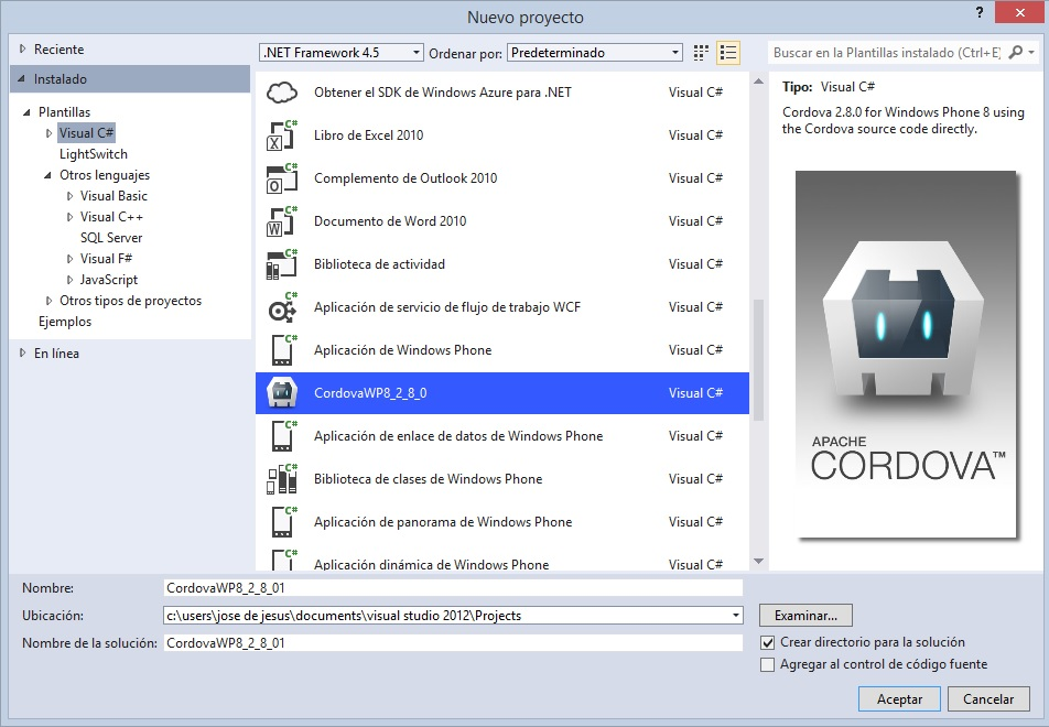 how to download api visual studio